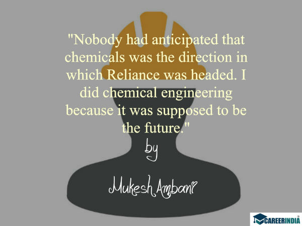 Engineers Day Quotes: Mukesh Ambani