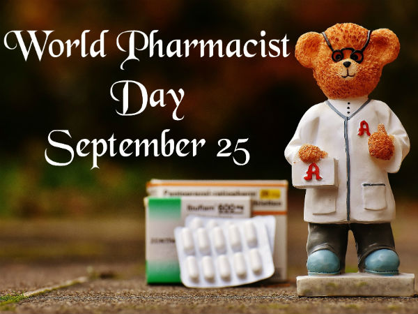 Why Pharmacist Day Is Celebrated On Sep 25