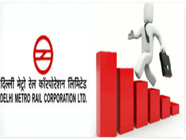 DMRC Recruitment 2019: Managers, GM, DGM