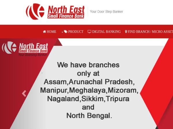 North East Small Finance Bank: 351 Posts