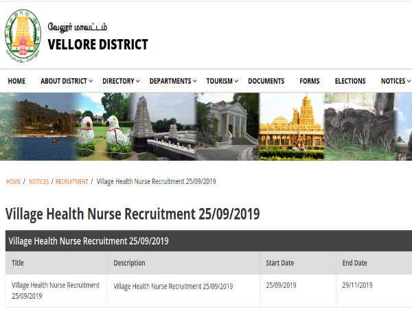 Tamil Nadu Govt Jobs: 1,234 Vacancies