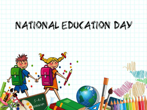 All About National Education Day