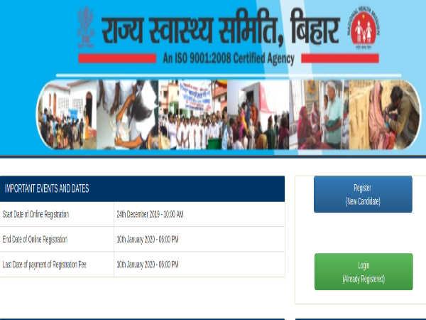 Bihar State Health Society: 1,200 CHO