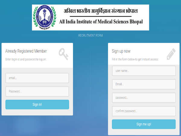 AIIMS Bhopal: Register Online For 78 Senior Residents Post, Earn Up To Rs. 67,700 Per Month