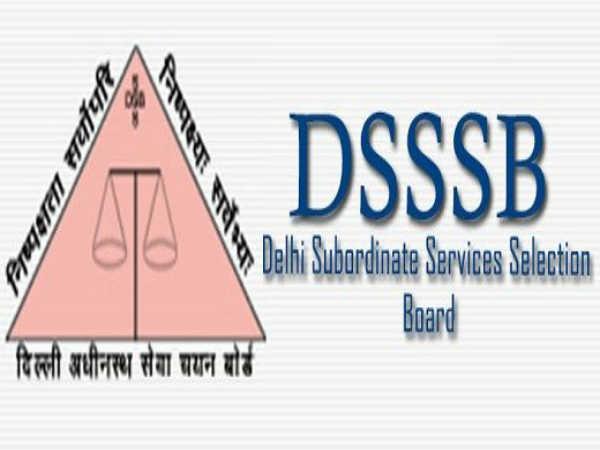 DSSSB Recruitment: 536 Vacancies
