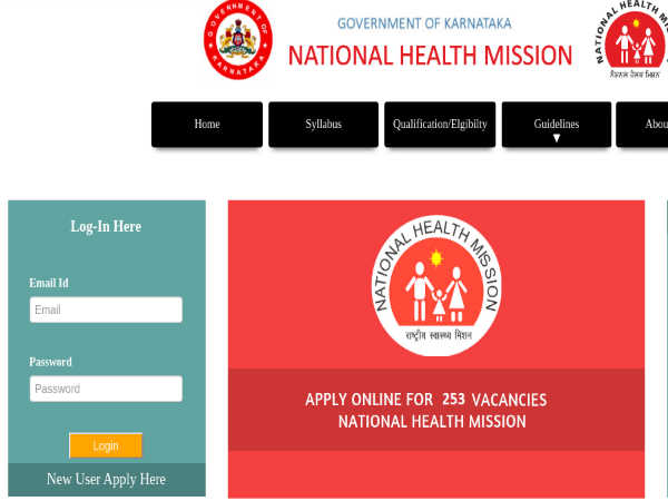 NHM Karnataka: Apply Online For 253 MLHP Posts Before February 7, Earn Up To Rs. 33,000 Per Month