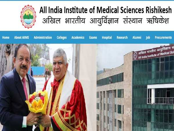 AIIMS Recruitment 2020 For Professors And Assistant Professors, Apply Online From April 15 Onwards