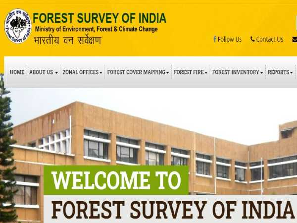 Forest Survey of India: Superintendents