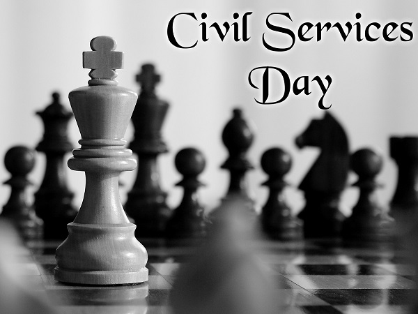 When is Civil Services Day Celebrated?