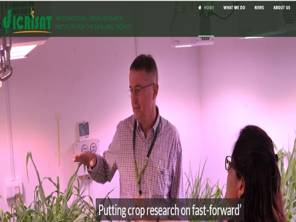 ICRISAT Careers 2020: Sci & Tech Officer