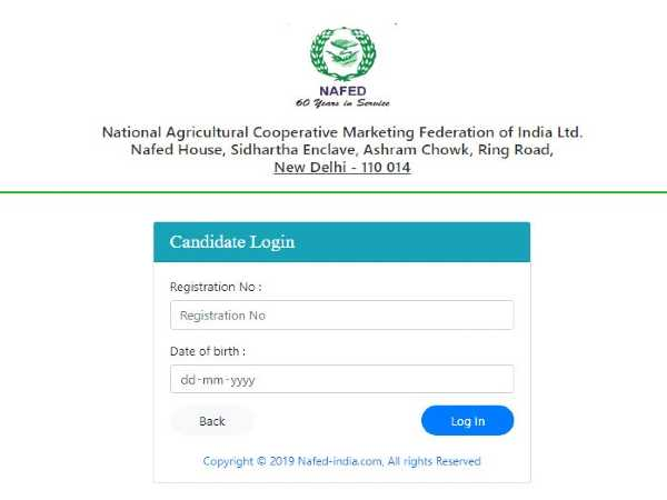 NAFED Recruitment 2020 For Assistant Managers (IT/Accounts) Post, Apply Online Before April 24