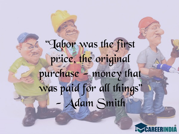 Labour Day Quotes: Adam Smith