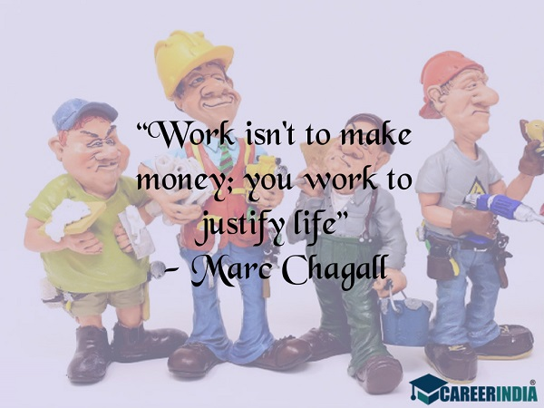 Labour Day Quotes: Marc Chagall