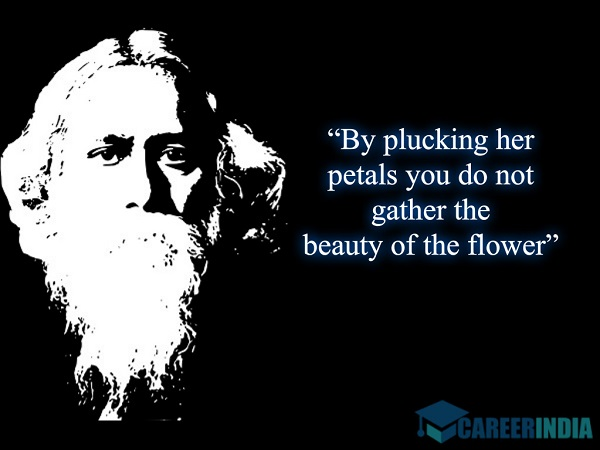 Rabindranath Tagore Quotes On Education #12