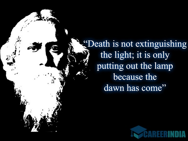 Rabindranath Tagore Quotes On Education #6