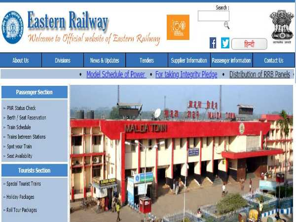 Eastern Railway Recruitment 2020 For 50 CMP And Staff Nurse Posts, Apply Online Before May 31