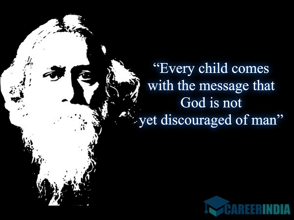 Rabindranath Tagore Quotes On Education #13