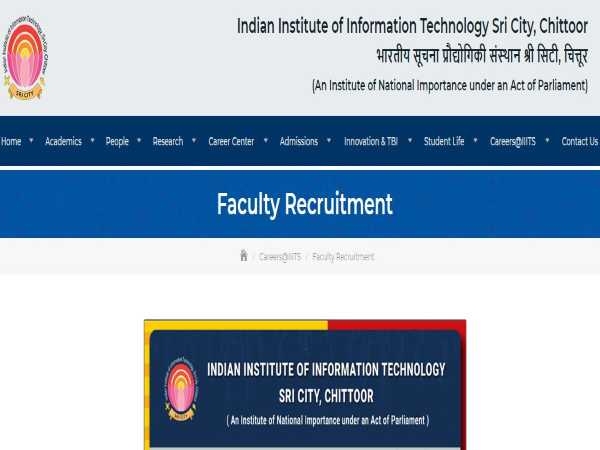 IIITS Recruitment 2020 For Assistant And Associate Professors, Apply Offline Before June 30