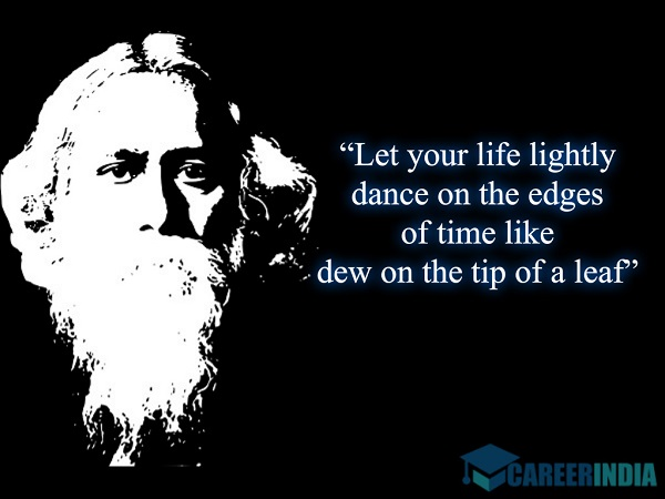 Rabindranath Tagore Quotes On Education #8