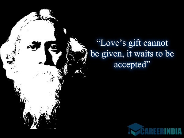 Rabindranath Tagore Quotes On Education #7