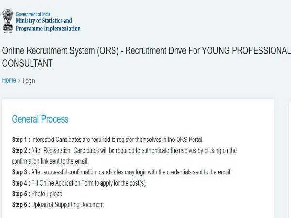 MOSPI Recruitment 2020: 50 Vacancies