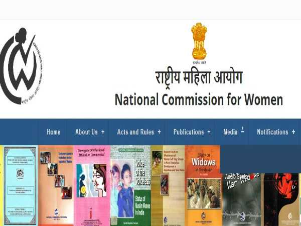 NCW Recruitment 2020:Consultants, PS, RO