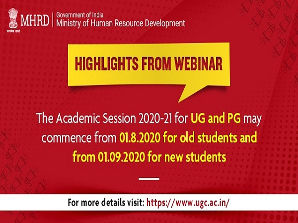New Academic Session 2020-21