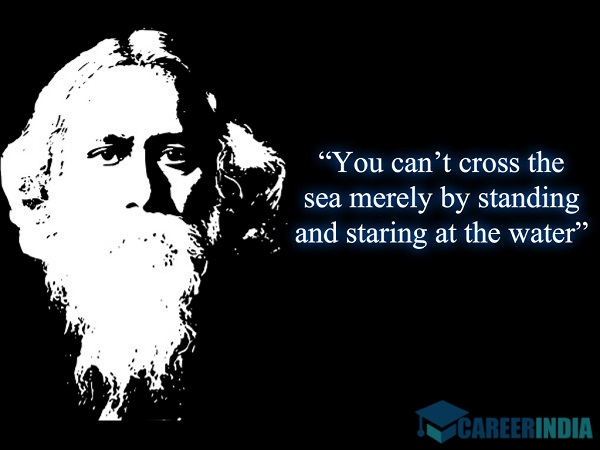 Rabindranath Tagore Quotes On Education #5