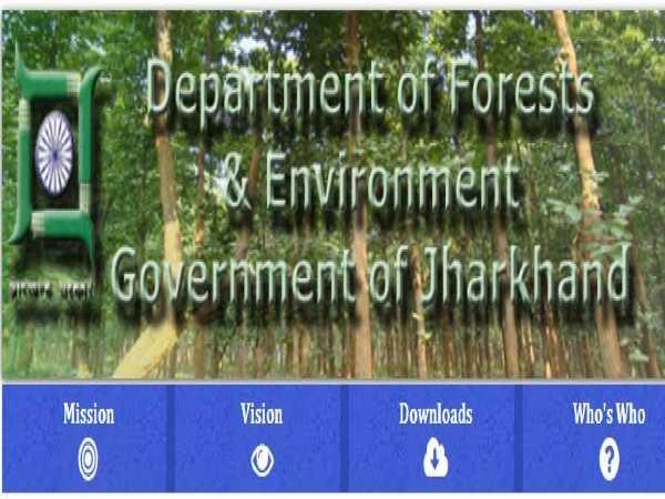 Jharkhand Forest Department Recruitment