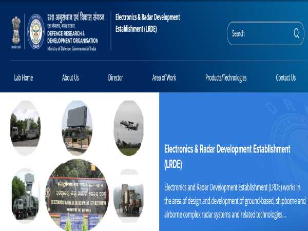 DRDO LRDE Recruitment 2020: 10 JRF Posts