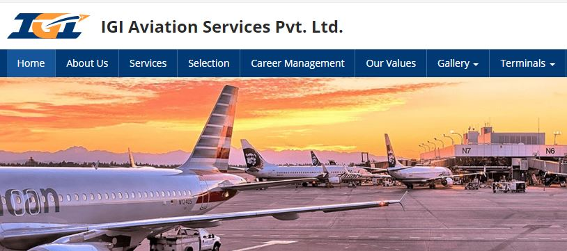 IGI Aviation Recruitment 2020: 590 CSA