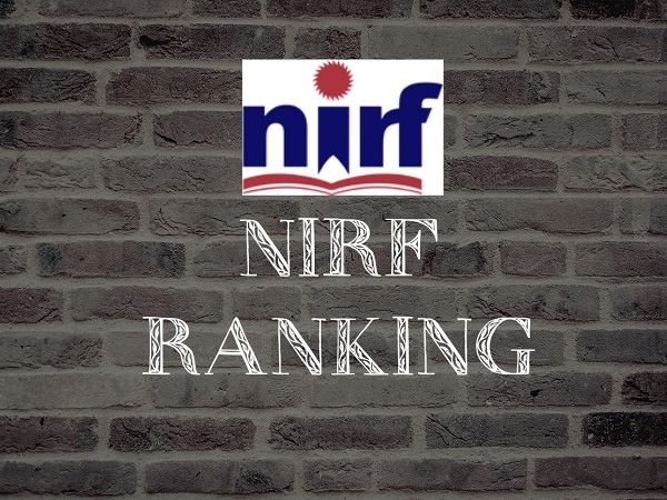 What is the NIRF Ranking?