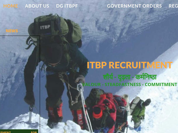 ITBP Constable Recruitment 2020:51 Posts