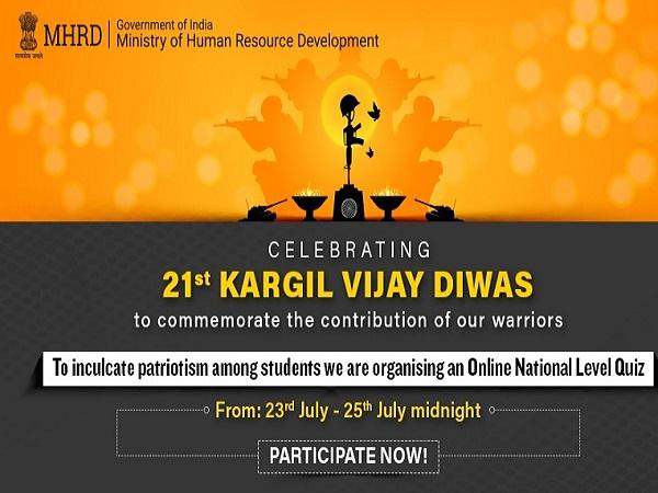 Kargil Vijay Diwas Quiz 2020