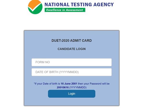 Delhi University Admit Card 2020 Released