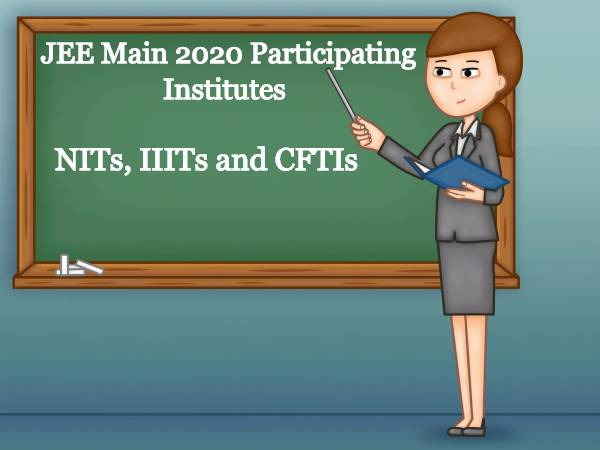 JEE Main 2020 Institutes And Seat Matrix