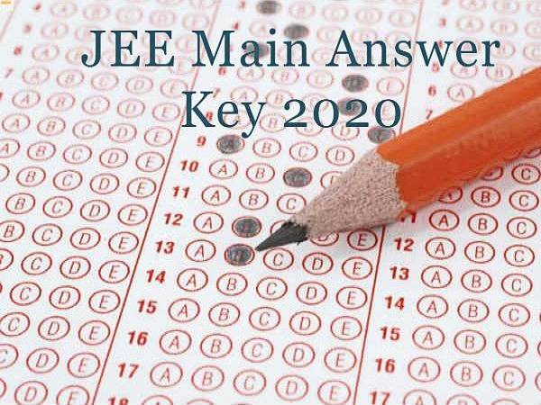 JEE Main Final Answer Key 2020: How To Download JEE Main Answer Key Official