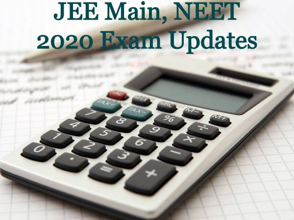NEET 2020 Postponement: JEE, NEET Live