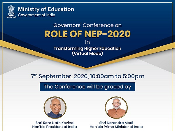 Governors' Conference on NEP 2020