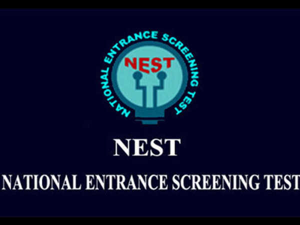 NEST Admit Card 2020 Released