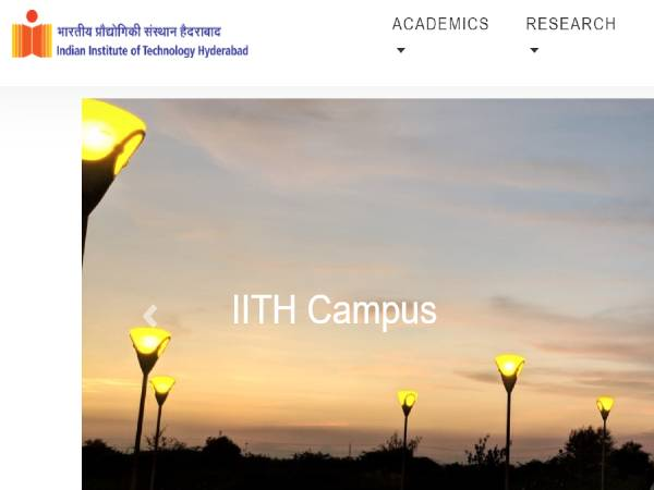 IIT Hyderabad Recruitment 2020 For Work Inspectors Posts, Apply Online Before November 5