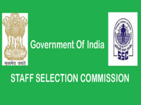 SSC Recruitment 2020 Notification For Stenographer Grade C and D Posts 2020, Apply Before November 4