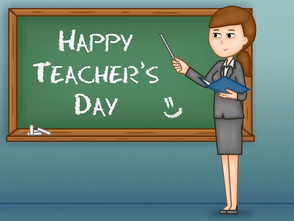 Why We Celebrate World Teachers Day