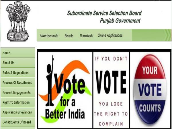 PSSSB Recruitment 2020 For 46 PO/Assistant Superintendent/WO Posts, Apply Online Before December 7