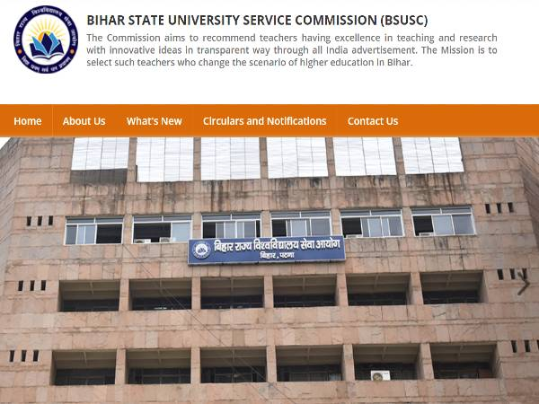 BSUSC Recruitment 2020 For 4,638 Assistant Professors Posts, Apply Online Before December 10