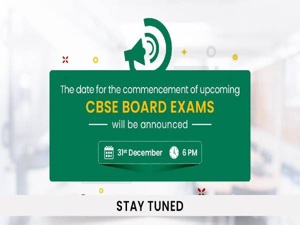 CBSE Board Exams 2021 Dates To Be Announced
