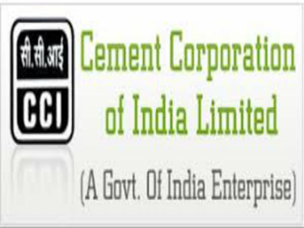 Cement Corporation Of India Recruitment 2021