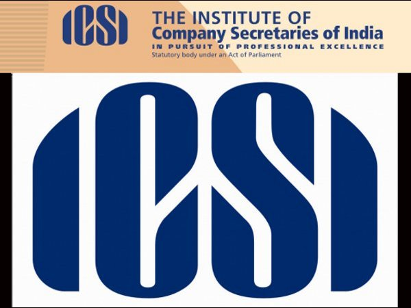 ICSI CS Admit Card 2020 Released