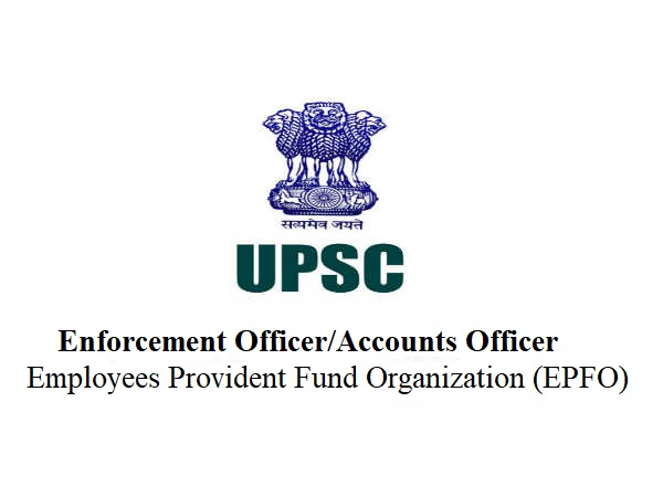 UPSC EPFO Will Be Held On May 9