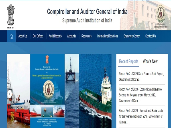 CAG 2021: Massive Recruitment For 10811 Auditor And Accountant Posts